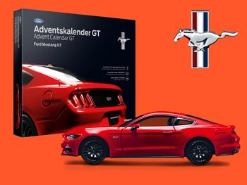 Ford Mustang GT Julekalender