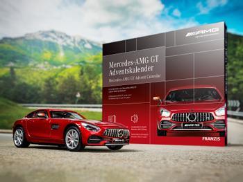 Mercedes-AMG GTJulekalender