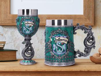 Harry Potter Ølkrus og Vinglas - Slytherin