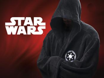 Darth Vader morgenkåbe