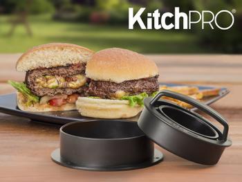 KitchPro Hamburgerpresser