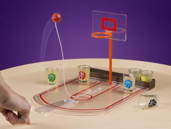 Basket-shots!